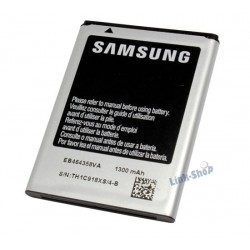 Batteria 1300 Originale Samsung EB464358VU per Galaxy Young Mini 2 Ace Plus Duos