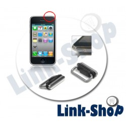 Button ON OFF Standby Ricambio per Apple Iphone 3GS 3G Tasto Accensione Power