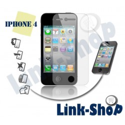 Pellicola Display Proteggi Touch Screen Schermo per Apple Iphone 4S e 4 e Panno