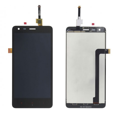 Display lcd touch screen vetro ricambio originale per Xiaomi Redmi 2 nero black