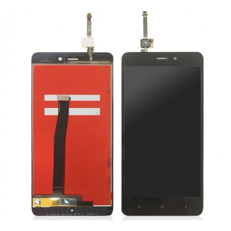 Display lcd touch screen vetro ricambio schermo per Xiaomi Redmi 4A nero black